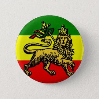 Lejont av Judah Standard Knapp Rund 5.7 Cm