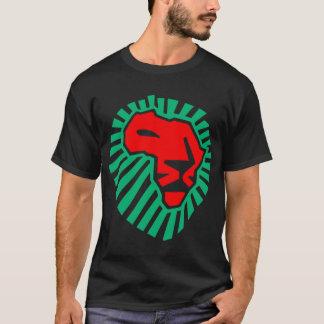 Lejont huvud denna tid för afrikan Waka-waka T-shirt