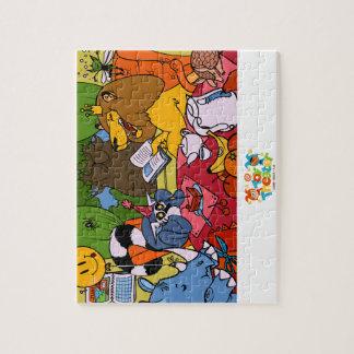 Lejont partypussel jigsaw puzzle