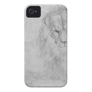 Lejont vid Albrecht Durer iPhone 4 Case