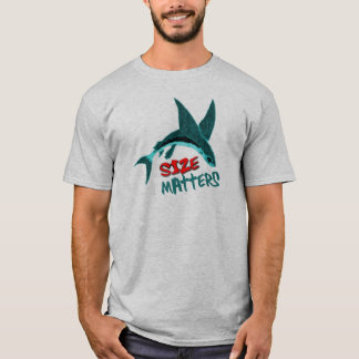 lek för fiske för formatmaterier rolig på t-shirt
