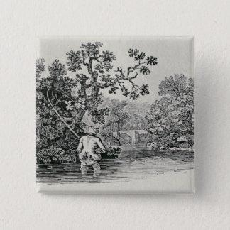 Leka en lax standard kanpp fyrkantig 5.1 cm
