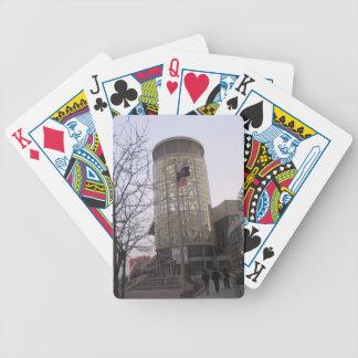 Leka kort av den salt slotten, Salt Lake City Spelkort