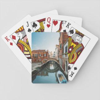 Leka kort casinokort