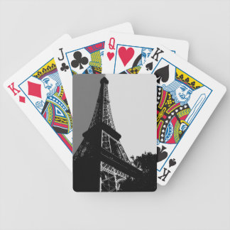 Leka kort - Eiffel torn Spelkort