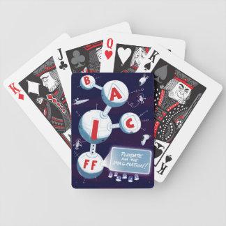 Leka kort för BAICFF-affisch 2014 Spelkort