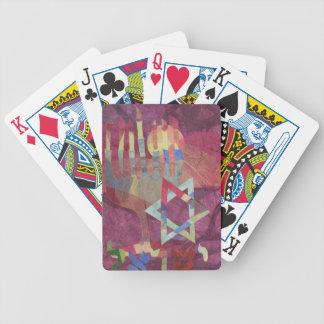 Leka kort/Israel Spelkort