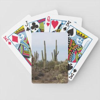 Leka kort--Olika kaktus Spelkort