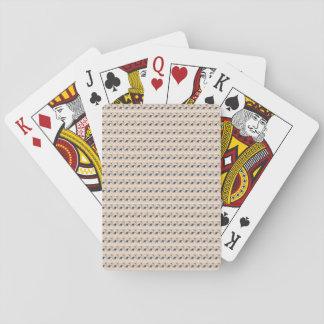 leka kort vid lycklig karma spelkort