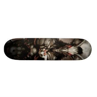 Leka med djävulen skateboard bräda 21,5 cm