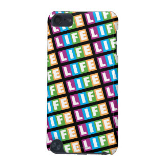 Leken av den Retro logotypen för liv iPod Touch 5G Fodral