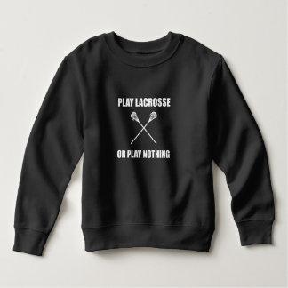 LekLacrosse eller ingenting Tee Shirts