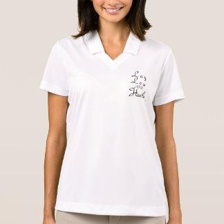 Lekmanna- låg och HustlePoloskjorta (svarten) Pikétröja