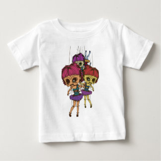 Leksak för liv för Wellcoda kuslig Freaky T Shirts