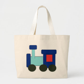 Leksak-Tåg Jumbo Tygkasse