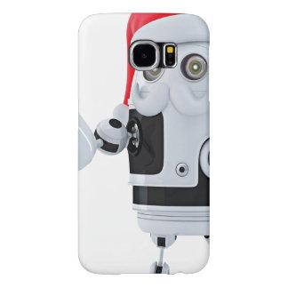 Leksakjultomten Samsung Galaxy S6 Fodral