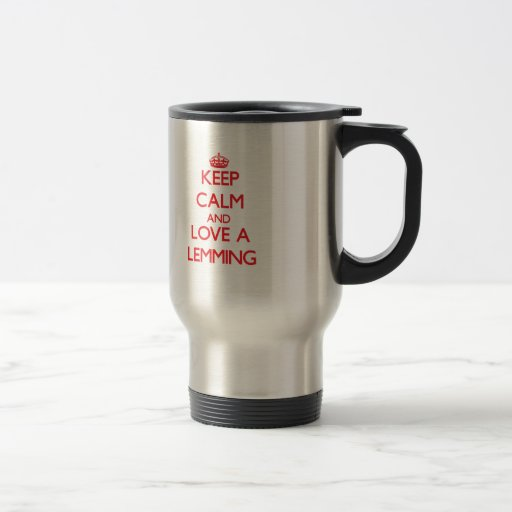 Lemming Kaffe Koppar