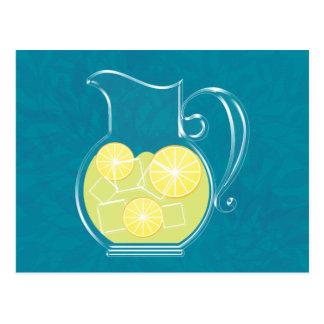 Lemonade Vykort