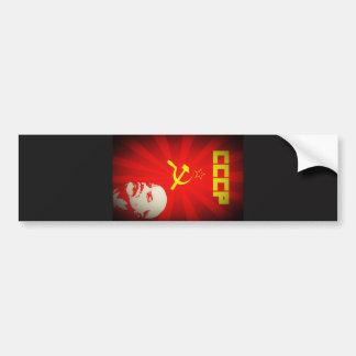 lenin russia sovjetisk kommunistisk bildekal