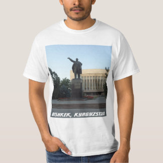 Lenin staty, Bishkek, Kirgizistan Tshirts