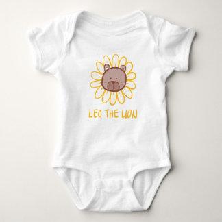 Leo det lejont - babyBodysuit Tee Shirts
