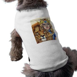 Leo flicka hundtröja