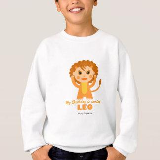 Leo Zodiacför barn T-shirt
