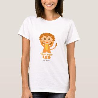 Leo Zodiacför barn T Shirt