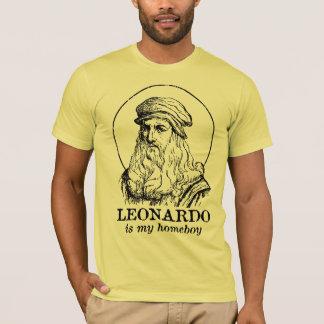 Leonardo är min Homeboy T Shirts