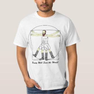 Leonardo-skjorta Tshirts