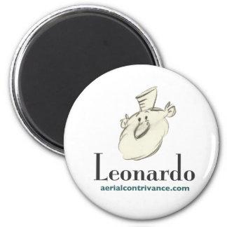 Leonardo - standart format för magnet