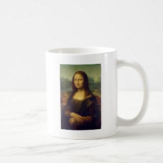 Leonardos Da Vinci Mona Lisa Kaffemugg