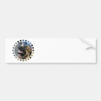 Leonberger bildekal