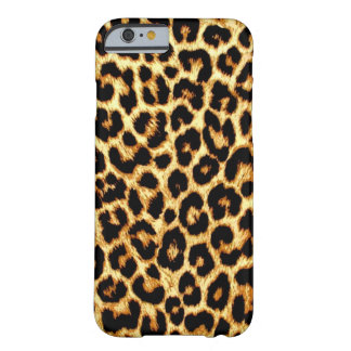 Leopard för iPhone 6 Barely There iPhone 6 Fodral