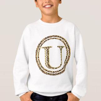 leopardalfabet U T Shirt