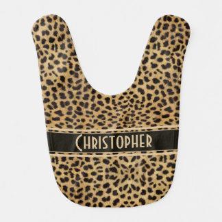 Leopardfläck som ska personifieras