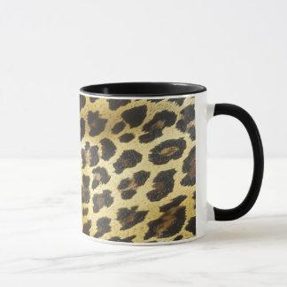 Leopardfläckar