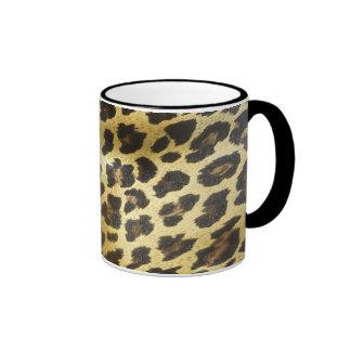 Leopardfläckar Ringer Mugg
