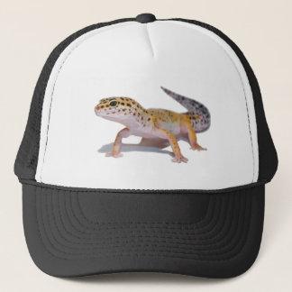 LeopardGeckohatt Truckerkeps