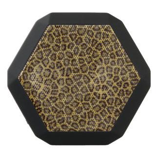 Leopardpäls Svart Bluetooth Högtalare
