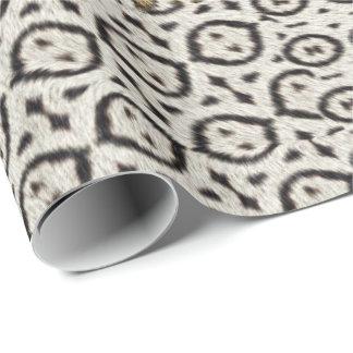 Leopardtryck Presentpapper