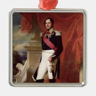 Leopold mig 1840 julgransprydnad metall