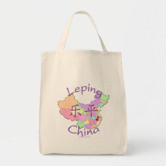 Leping china mat tygkasse