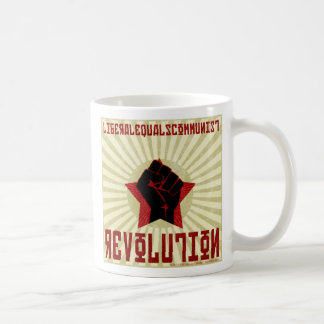 LEQ-revolution Kaffemugg