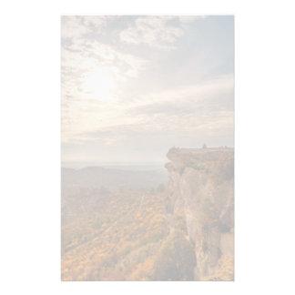 Les Baux-de-Provence, frankrike Brevpapper