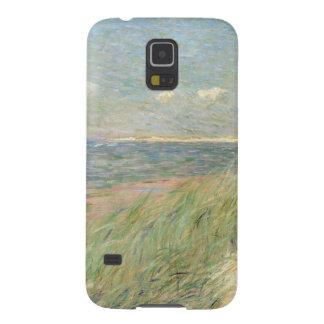 Les Dyn du Zwin, Knokke, 1887 (olja på kanfas) Galaxy S5 Fodral