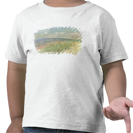 Les Dyn du Zwin, Knokke, 1887 (olja på kanfas) T-shirt