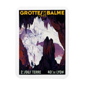 Les Grottes de la Balmes Magnet