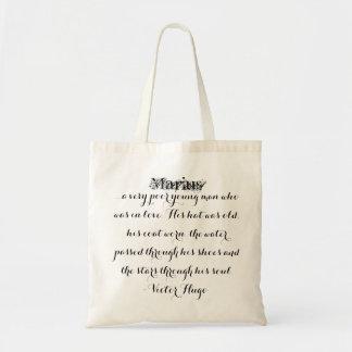 Les Miserables hänger lös: Den Marius finare Tygkasse