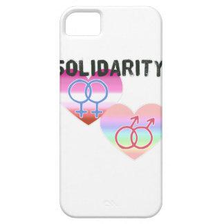 Lesbisk glad solidaritet iPhone 5 cases